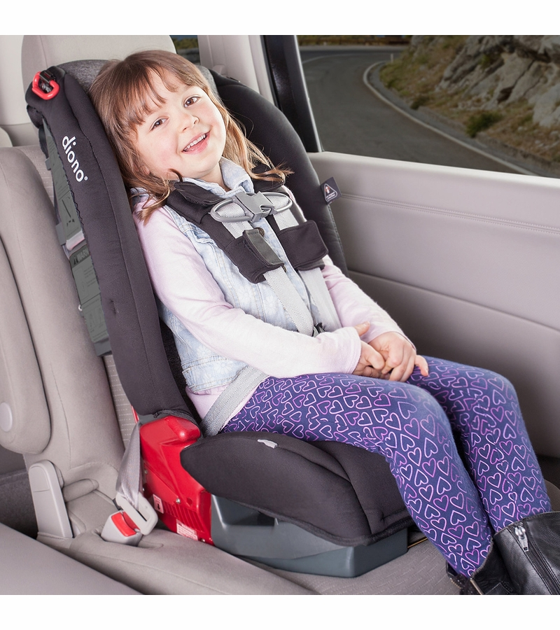 Diono Radian R100 Convertible Booster Car Seat Essex