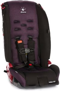 Diono Radian R100 All-In-One Convertible Car Seat - Plum