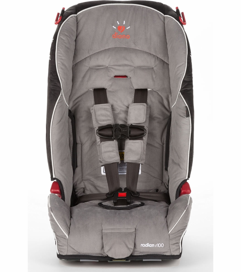 Diono Radian R100 Convertible Booster Car Seat Storm 45 Jpg