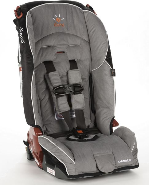 Diono Radian R100 Convertible + Booster Car Seat - Storm