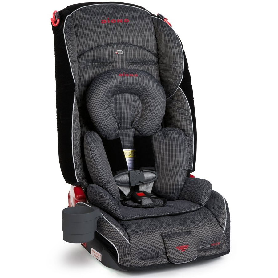 Diono Radian R120 Convertible Car Seat Shadow