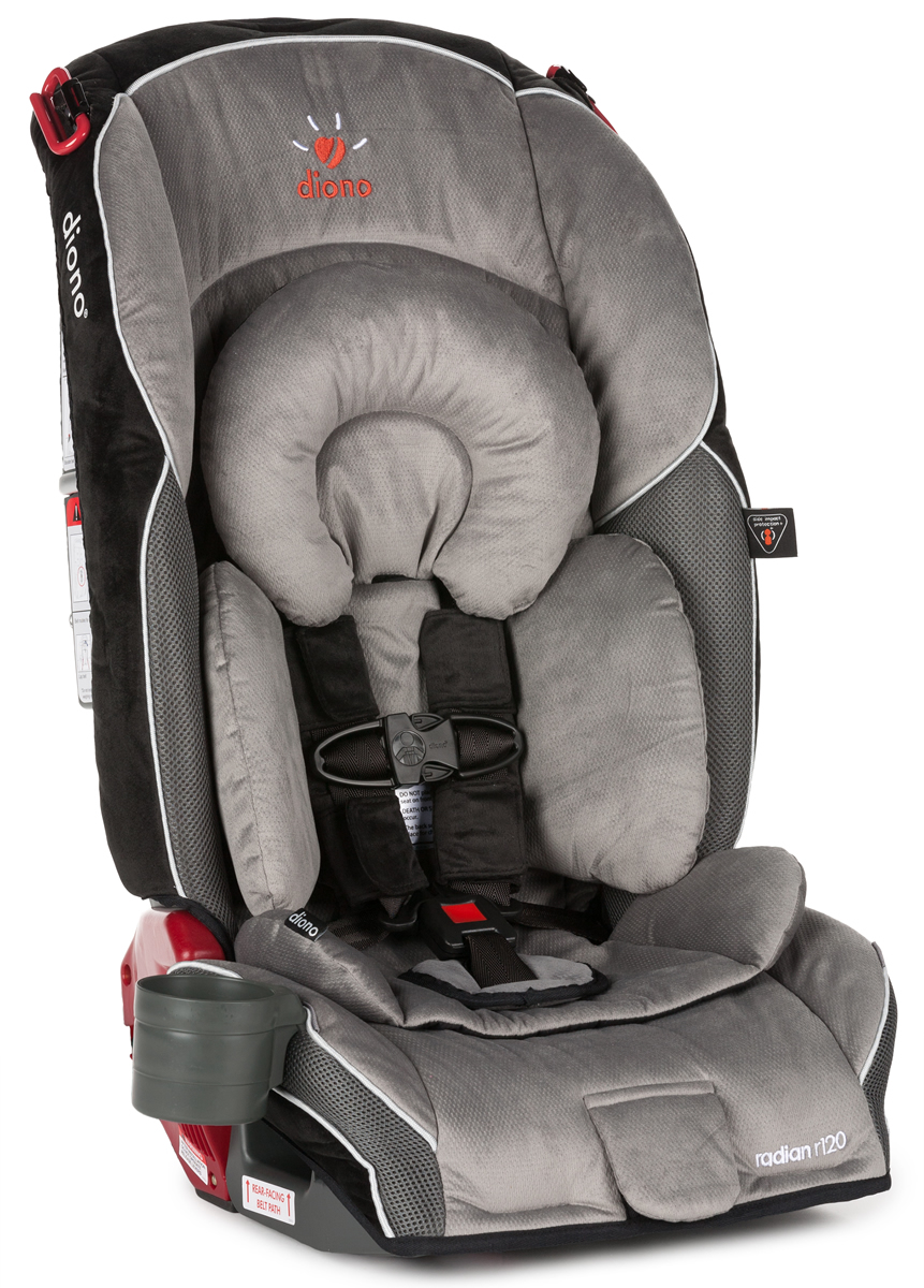 Diono Radian R120 Convertible Car Seat Storm 81 Jpg
