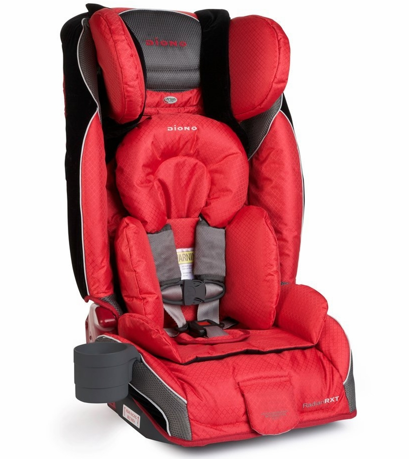Diono Radian RXT All-In-One Convertible Car Seat - Daytona 77d9133093f0