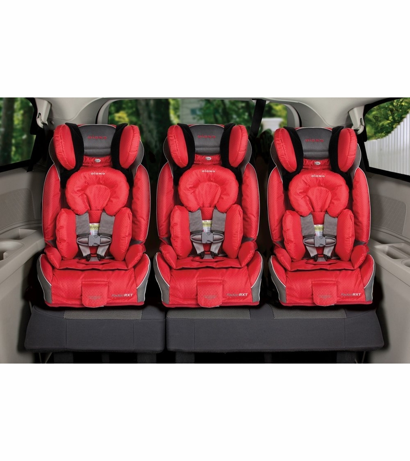 All In One Convertible Car Seats VIDEO ITEM 50006 DIONO