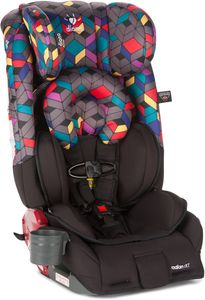Diono Radian RXT Convertible + Booster Car Seat - Yellow Geo