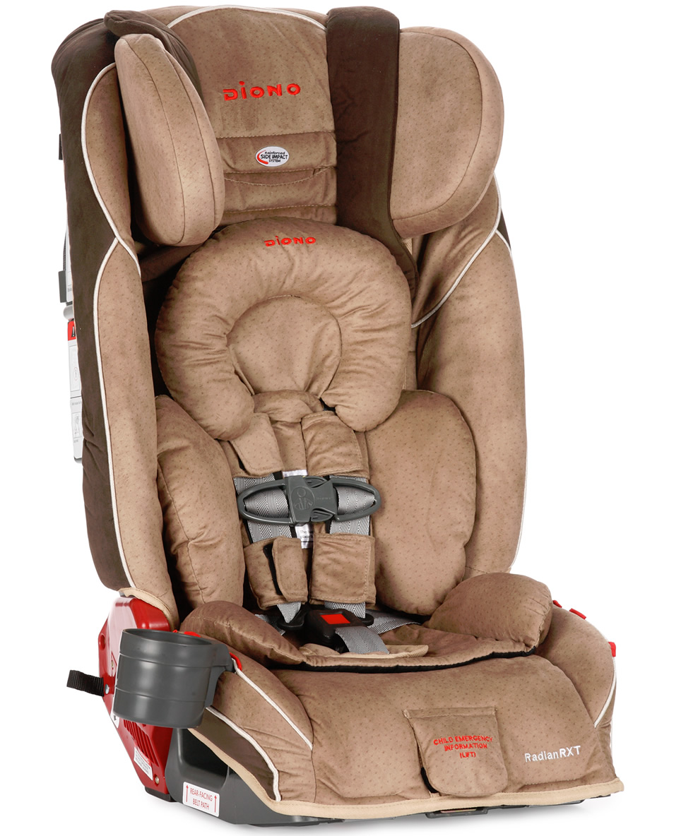 Diono Radian RXT Convertible Booster Car Seat
