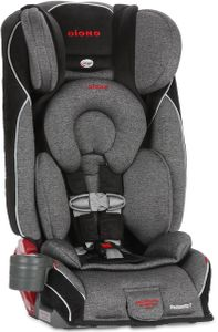 Diono Radian RXT Convertible + Booster Car Seat - Heather Grey
