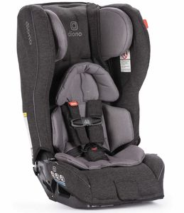 Diono Rainier 2 AXT All-in-One Convertible Car Seat + Booster - Dark Grey