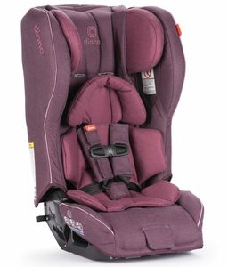 Diono Rainier 2 AXT All-in-One Convertible Car Seat + Booster - Plum