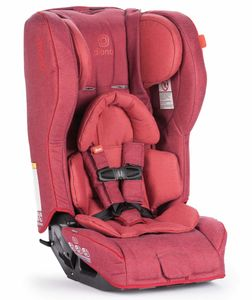 Diono Rainier 2 AXT All-in-One Convertible Car Seat + Booster - Red
