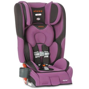 Diono Rainier All-In-One Convertible Car Seat - Orchid