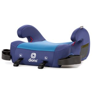 Diono Solana 2 Backless Belt Positioning Booster Car Seat - Blue