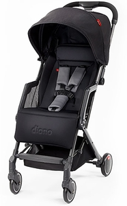 Diono Traverze Gold Edition Compact Stroller - Black Cube