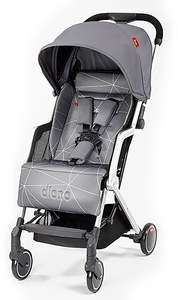 Diono Traverze Gold Edition Compact Stroller - Grey Linear