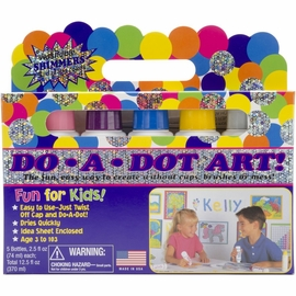 Do A Dot Art Markers, 5pk - Shimmers