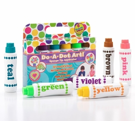 Do A Dot Art Markers, 6pk - Brilliant