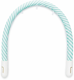 DockATot Toy Bar - Aqua/White Stripe