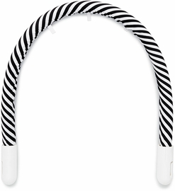 DockATot Toy Bar - Black/White Stripes
