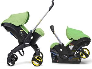 Doona Infant Car Seat & Stroller - Fresh (Green)