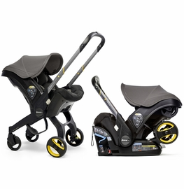 Doona+ Infant Car Seat & Stroller - Grey Hound