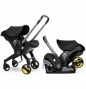 Doona+ Infant Car Seat & Stroller - Nitro Black