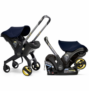 Doona+ Infant Car Seat & Stroller - Royal Blue
