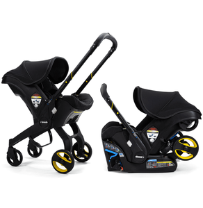 Doona+ Infant Car Seat & Stroller - Midnight