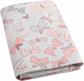 DwellStudio Arden Fitted Crib Sheet