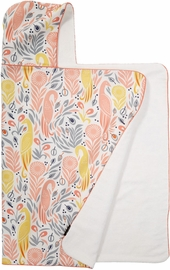 DwellStudio Boheme Hooded Towel