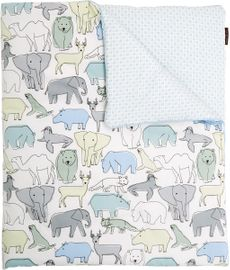 DwellStudio Caravan Play Blanket