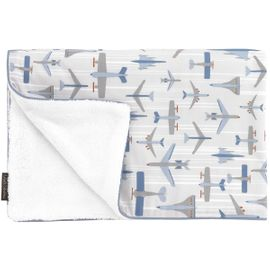 DwellStudio Flight Stroller Blanket