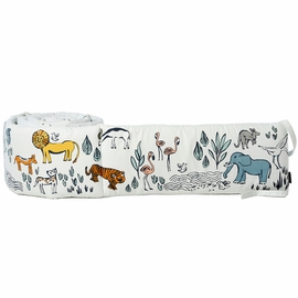 DwellStudio Safari Crib Bumper