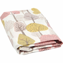 DwellStudio Treetops Fitted Crib Sheet