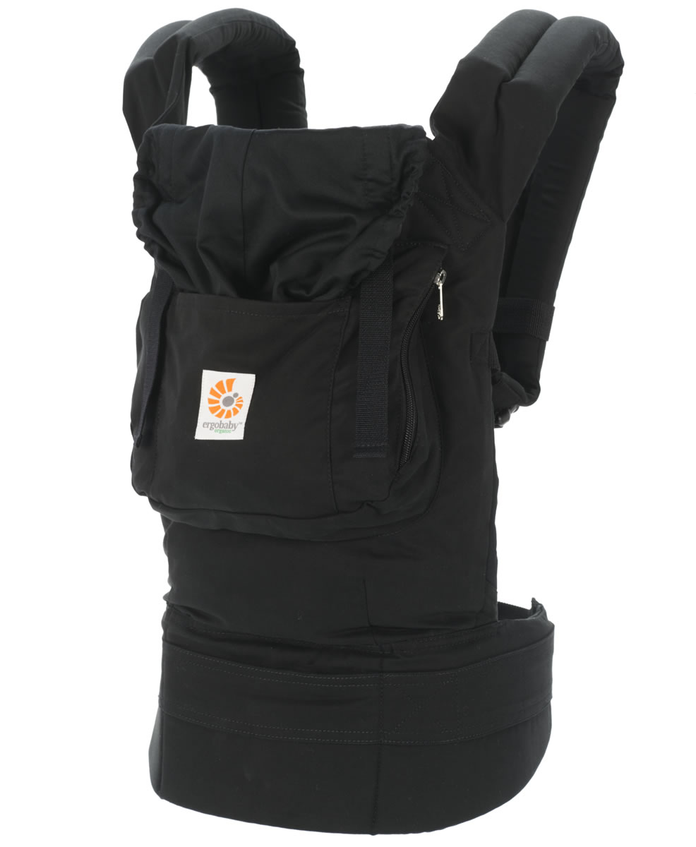 Ergobaby Organic Carrier Black