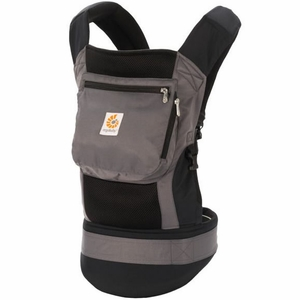 Ergobaby Performance Baby Carrier - Charcoal/Black