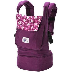 Ergobaby Carrier in Mystic Purple (Old Logo)