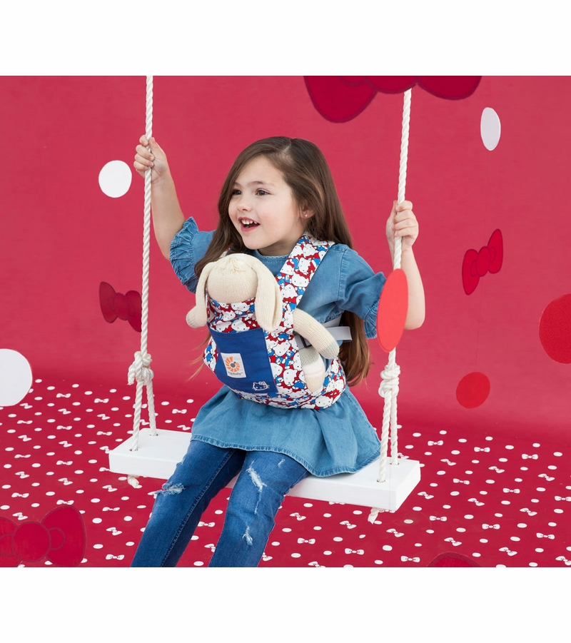Ergobaby Doll Carrier Hello Kitty Limited Edition Classic Kitty