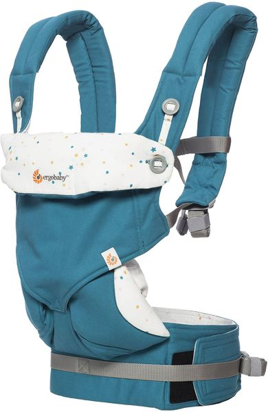 Ergobaby 360 Four Position Baby Carrier - Festive Skies