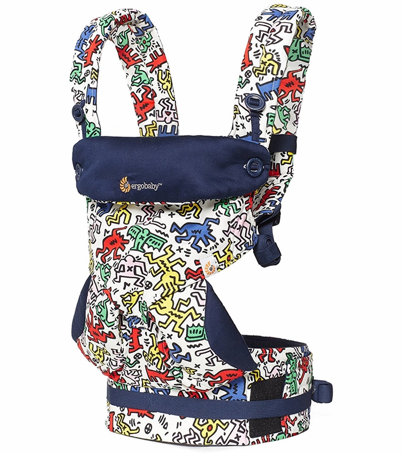 Ergobaby Four Position 360 Carrier Special Edition Keith