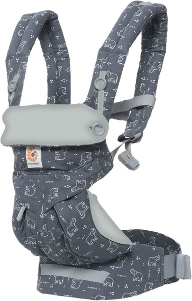 Ergobaby Four Position 360 Carrier - Trunks Up