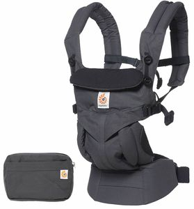 Ergobaby Omni 360 Baby Carrier - Charcoal