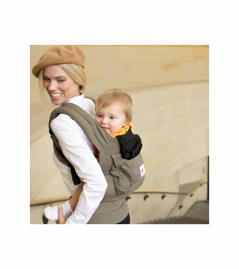Ergobaby Original Collection Carrier In Aussie Khaki Outback