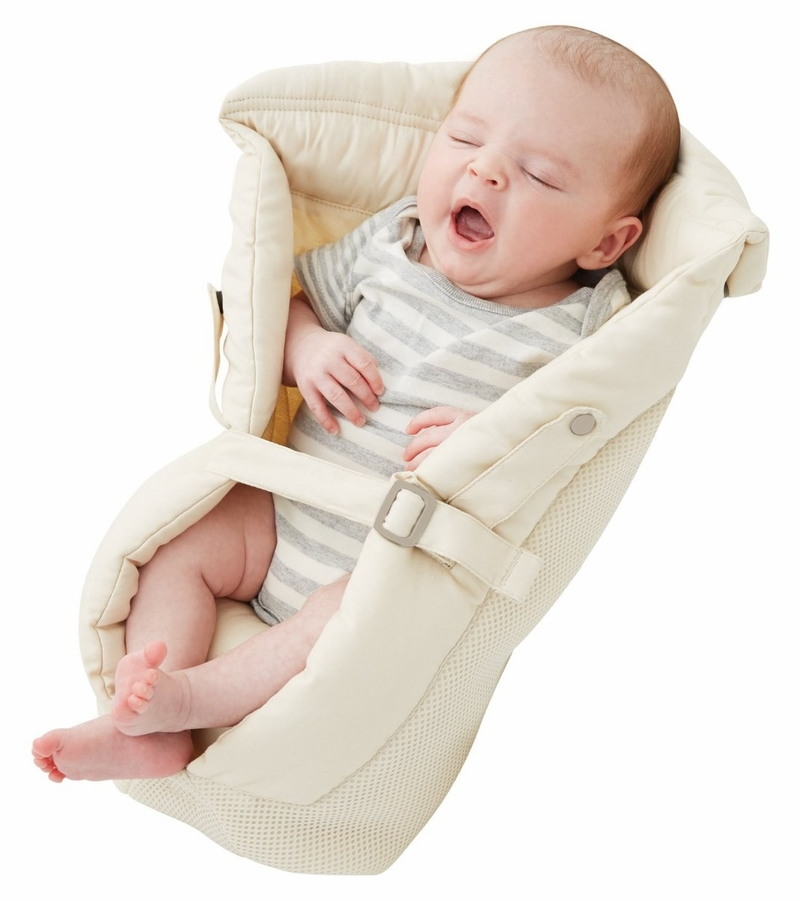 Ergobaby Performance Infant Insert Cool Mesh Natural