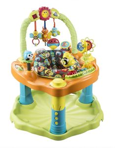 Evenflo Double Fun Bumbly Activity Center - Bumbly