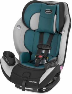 Evenflo EveryStage LX All-In-One Car Seat - Luna