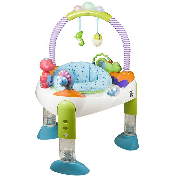 Evenflo Exersaucer Fast Fold & Go - D is for Dino
