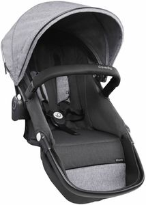 Evenflo GOLD Pivot Xpand Stroller Second Seat - Moonstone Gray