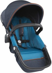Evenflo GOLD Pivot Xpand Stroller Second Seat - Sapphire Blue
