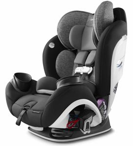 Evenflo GOLD SensorSafe EveryStage All-In-One Convertible Car Seat - Moonstone Gray