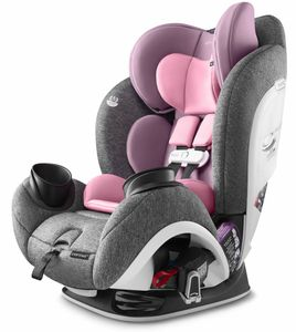 Evenflo GOLD SensorSafe EveryStage All-In-One Convertible Car Seat - Opal Pink